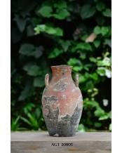 High Honey Jar Vase